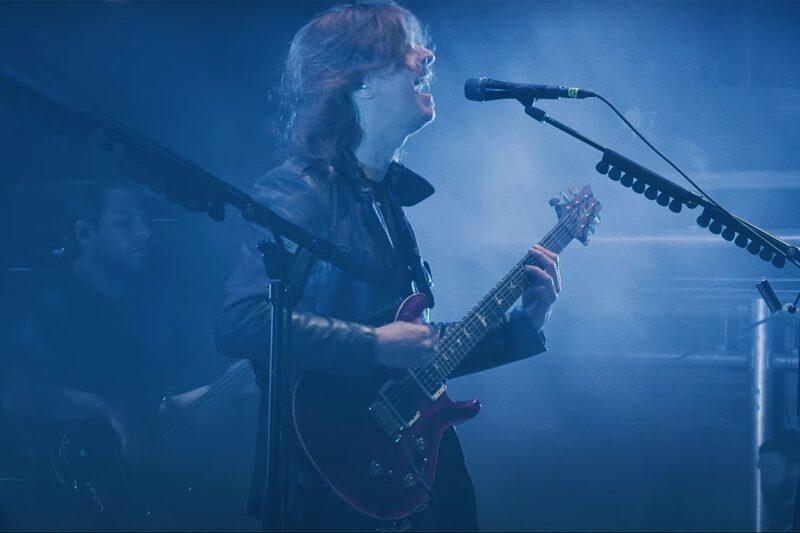 Opeth live la RED ROCKS AMPHITHEATRE