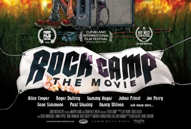 Rock Camp The Movie Trailer
