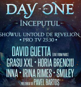 UNTOLD - DAY ONE ÎNCEPUTUL