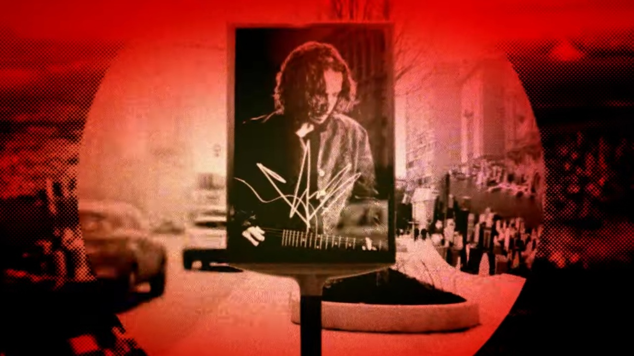 Videoclip Chris Cornell - Watching The Wheels (cover John Lennon)