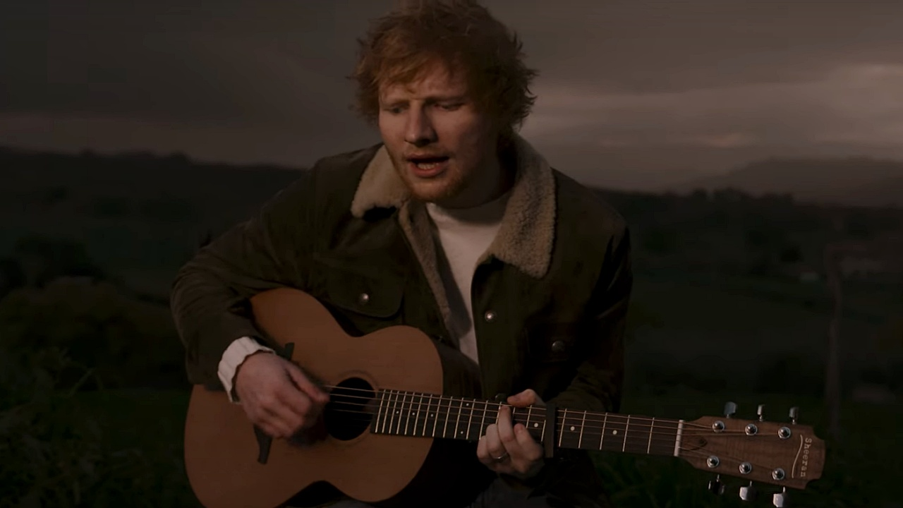 Ed Sheeran - Afterglow [Official Performance Video]