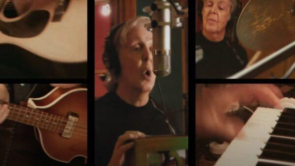 Videoclip Paul McCartney Find My Way