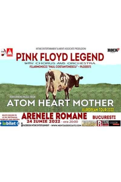 Poster eveniment Pink Floyd Legend