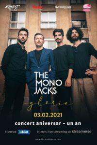 The Mono Jacks - concert online aniversar