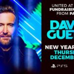 David Guetta United at Home Poster 2021