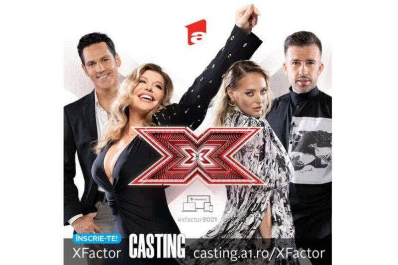 Înscrieri X Factor 2021