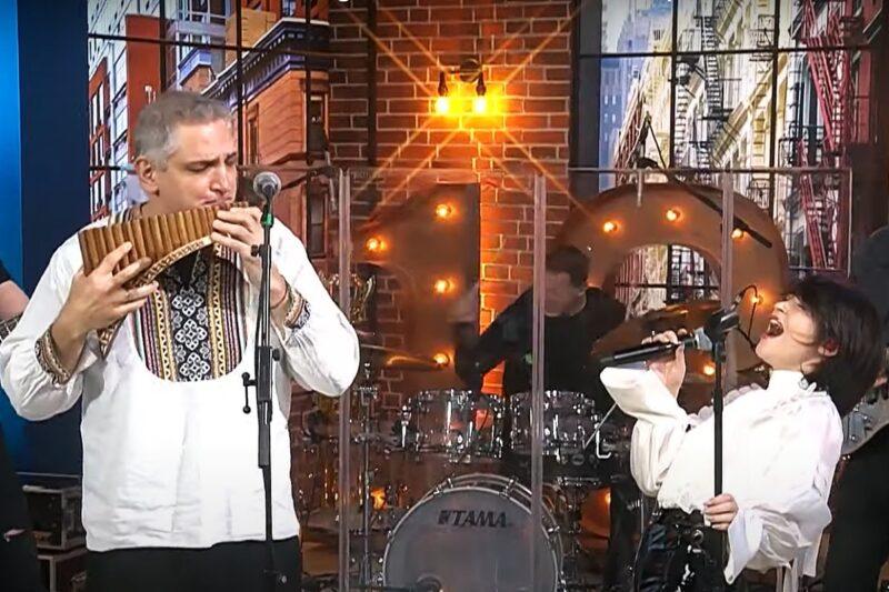 Irina Rimes și Damian Drăghici la Măruță