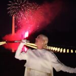Katy Perry la concertul de celebrare a inaugurării lui Joe Biden