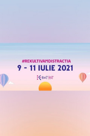 Poster eveniment KULT Fest 2021