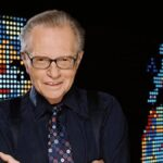 Larry King portret CNN