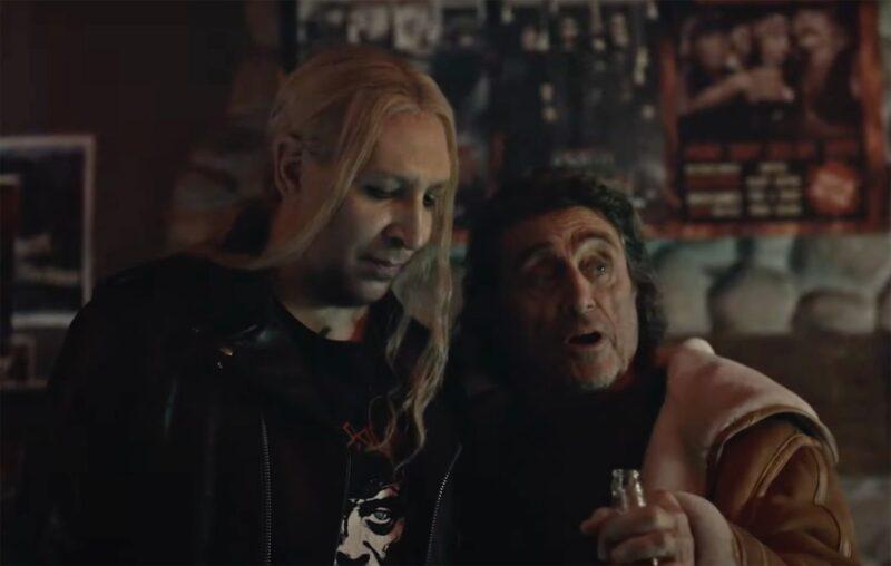 Marilyn Manson in serialul American Gods