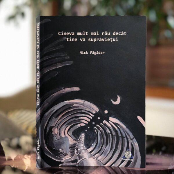 Cartea de poezie scrisă de Nick Făgădar
