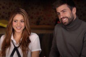 Shakira și Gerard Pique