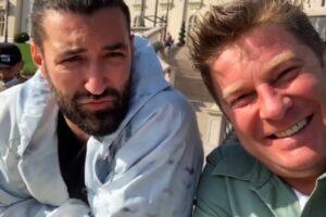 Smiley și Pavel Bartoș se pregătesc de Românii au Talent!, sezonul 11
