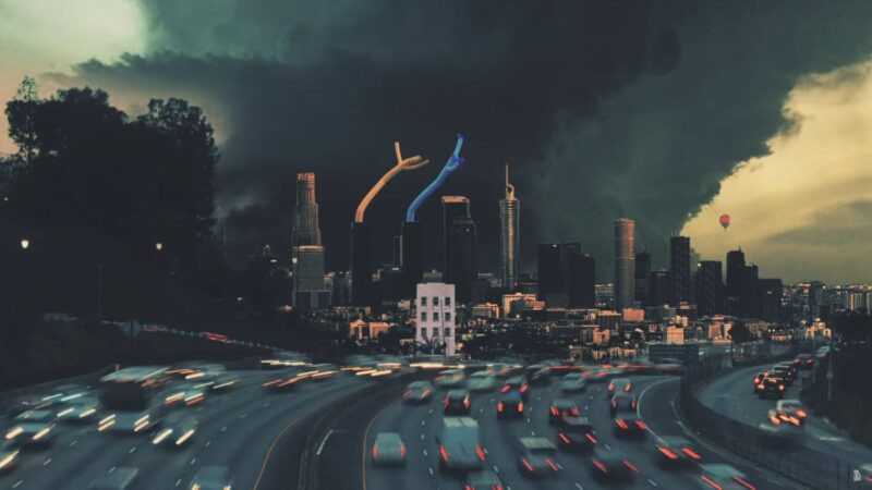 Videoclip AFI Escape From Los Angeles