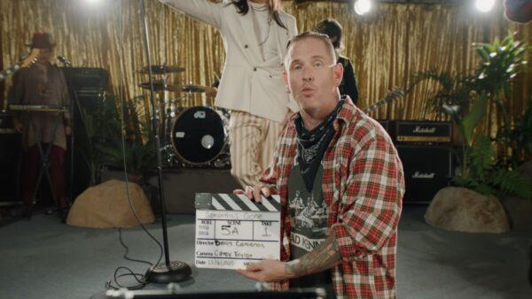 Videoclip Corey Taylor Samantha's Gone