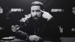 "Videoclip Eminem ""Higher"""