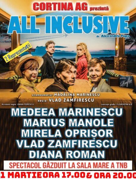 Poster eveniment All Inclusive