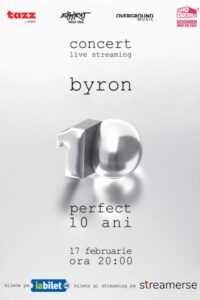 byron - concert live streaming