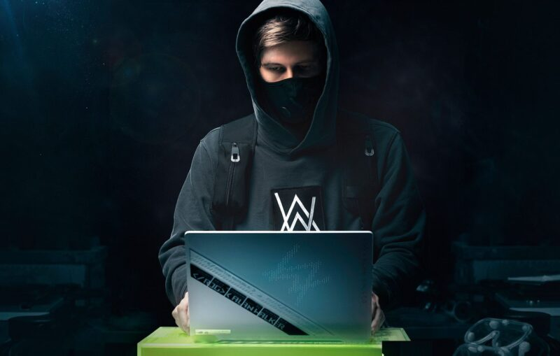 Alan Walker x ASUS ROG 2021