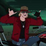 Cameo Axl Rose în Scooby-Doo