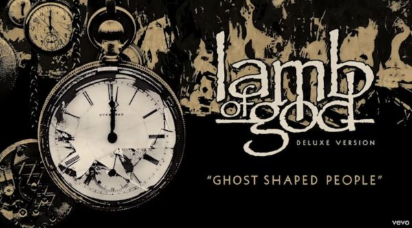 Coperta single Lamb of God Ghost Shaped People
