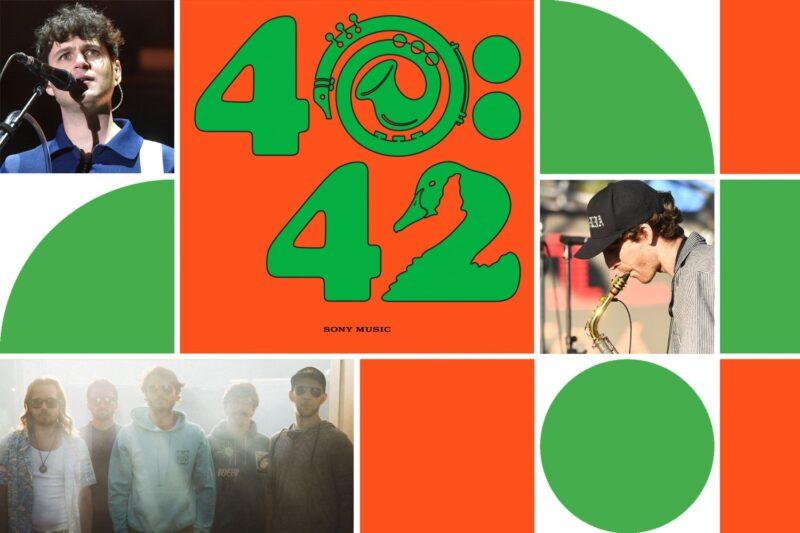 Coperta album Vampire Weekend 40 42