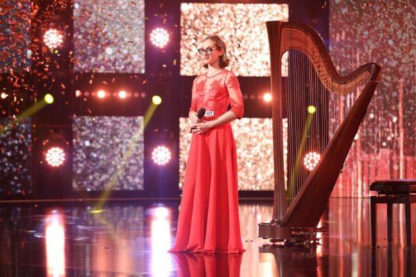"Daria Batschi-Beleca la ""Românii au talent"" 2021"