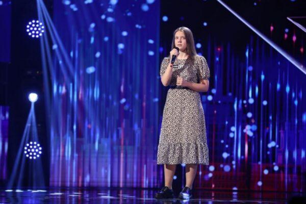 """Diana Rad la """"Romănii au talent"""" 2021"""