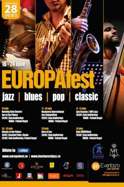 Poster eveniment EUROPAfest 2021