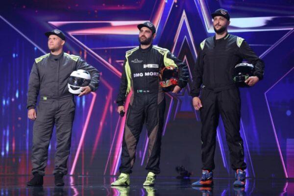 """EvL Motor Sport la """"Românii au talent"""" 2021"""