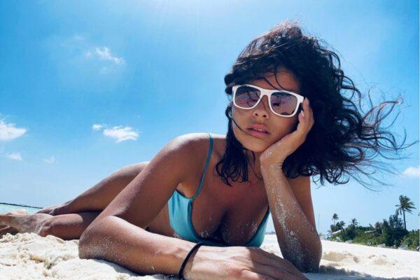Inna în Maldive
