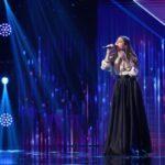"""Laura Melu la """"Românii au talent"""" 2021"""