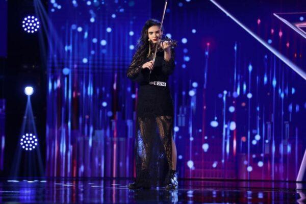 """Maria Rădeanu la """"Românii au talent"""" 2021"""