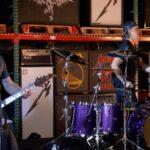Metallica concert Late Show With Stephen Colbert