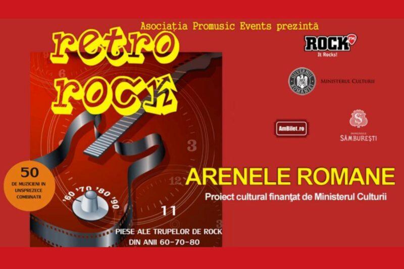 Film concert Retro Rock 2020