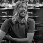 Taylor Hawkins, toboșar Foo Fighters