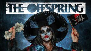 The Offspring coperta single Let the Bad Times Roll