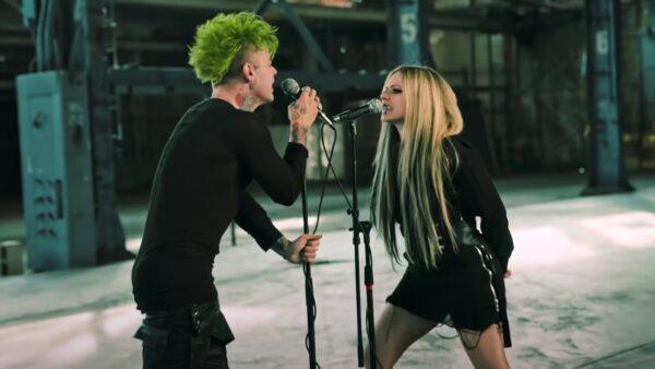 """MOD SUN - """"Flames"""" (Feat. Avril Lavigne)"""