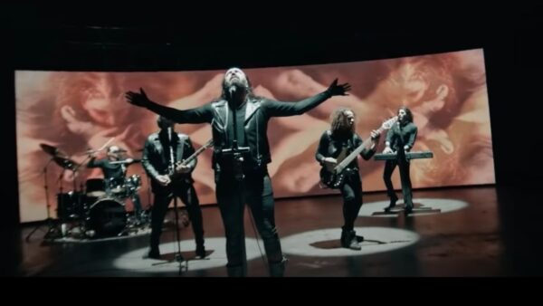 Videoclip Moonspell The Hermit Saints