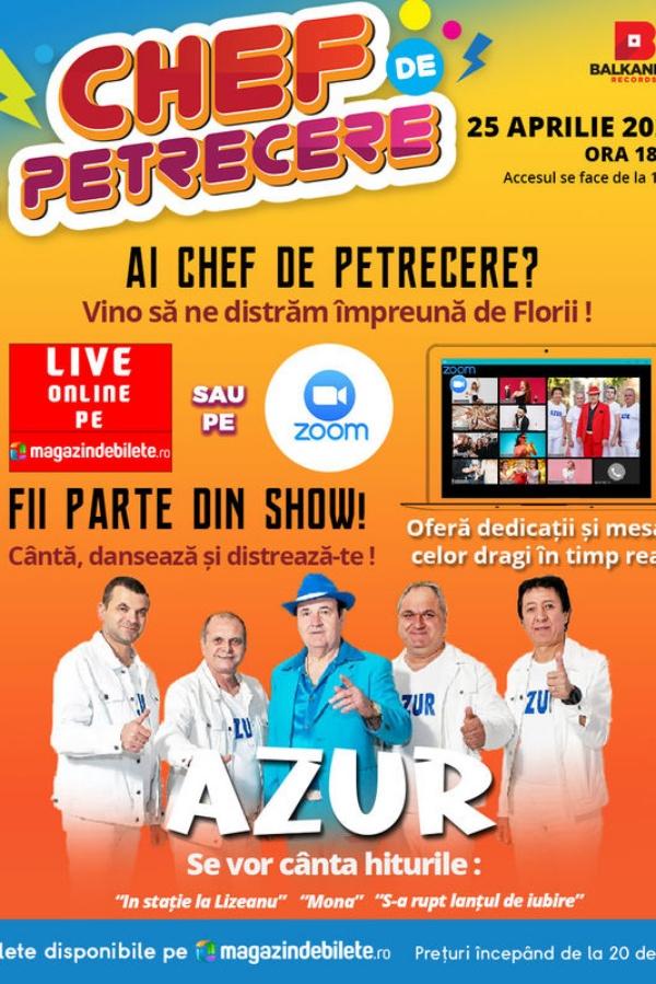 Azur la vStage.ro