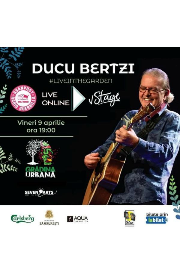 Ducu Bertzi la vStage.ro