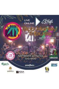 El Negro - Bob Marley Tribute