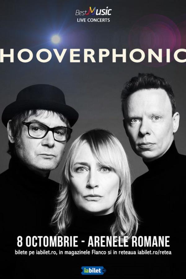 Hooverphonic la Arenele Romane