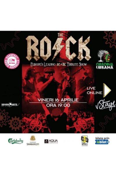 Poster eveniment The R.O.C.K.