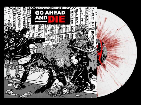 Coperta album Go Ahead and Die