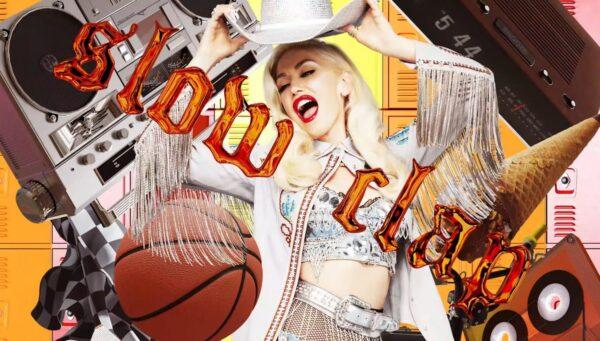 Coperta single Gwen Stefani Slow Clap