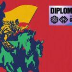 Coperta single Major Lazer Guaynaa Diplomatico