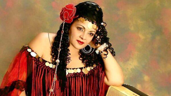 Cornelia Catanga portret