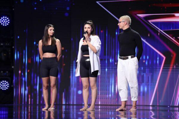 "Destiny ALA la ""Românii au talent"" 2021"